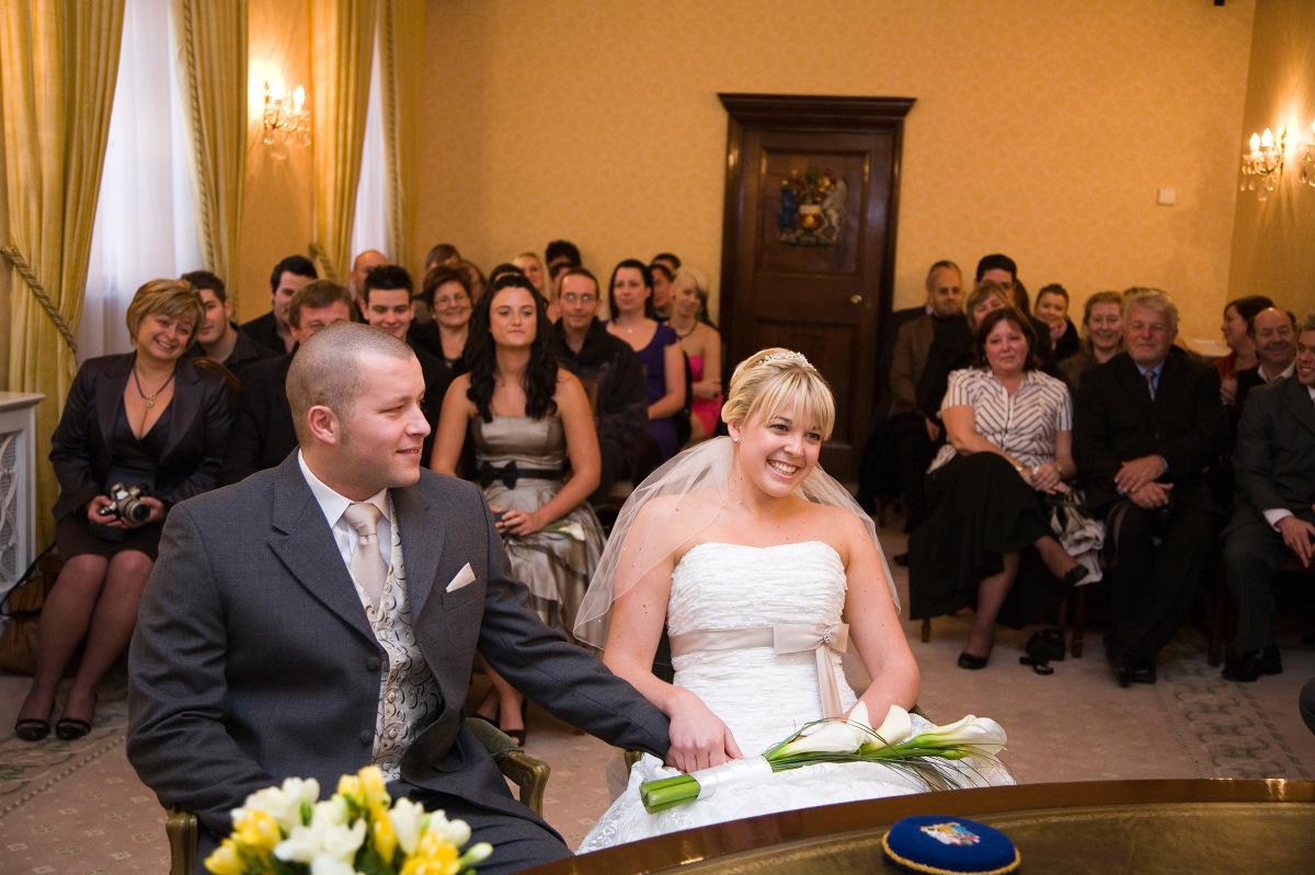 Civil Ceremony & Register Office Wedding Photography