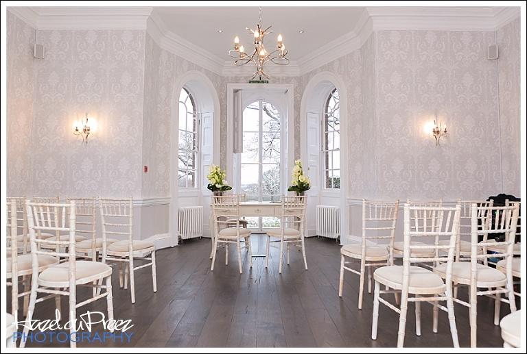 Morden Park House Merton Register Office Wedding